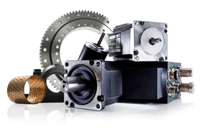 Motors & Bearings