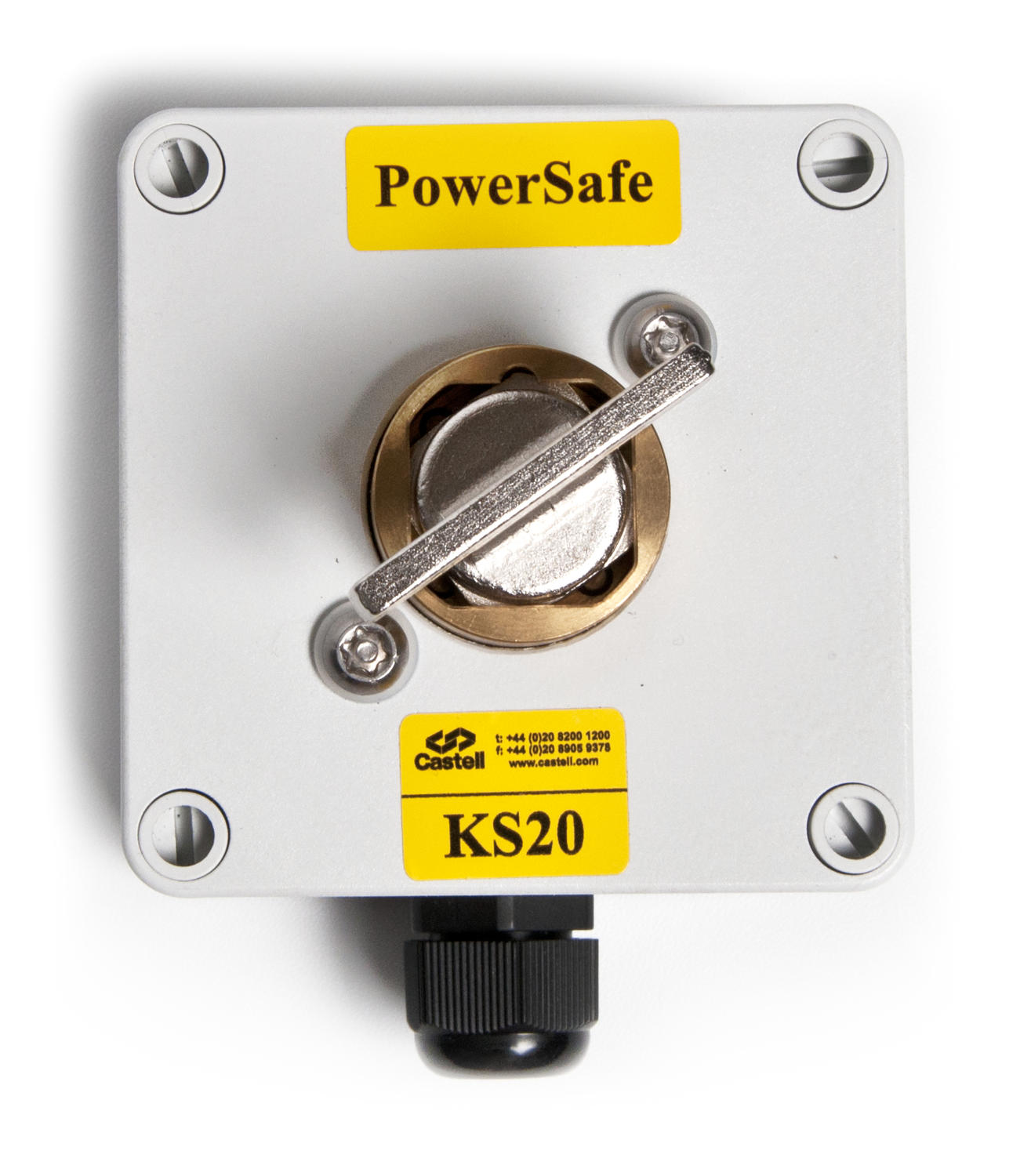 Powersafe electrical switch KS20-125