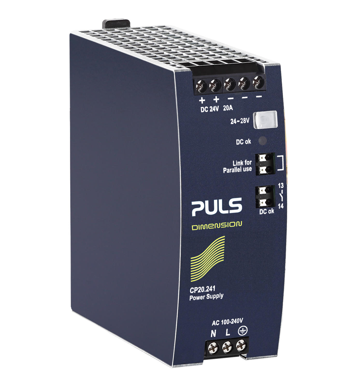 Power Supply 1-Phase, 24 V DC Dimension C Series, Generation 2