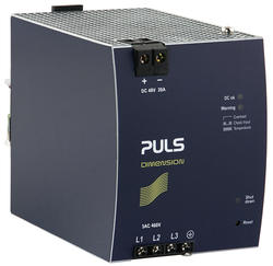 Power supply 3-phase, 48 V dc Dimension X Series