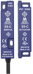Mechan - SSS, SSC, SSR coded safety switch