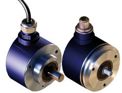 AHM5 - magnetic analog absolute single turn encoder