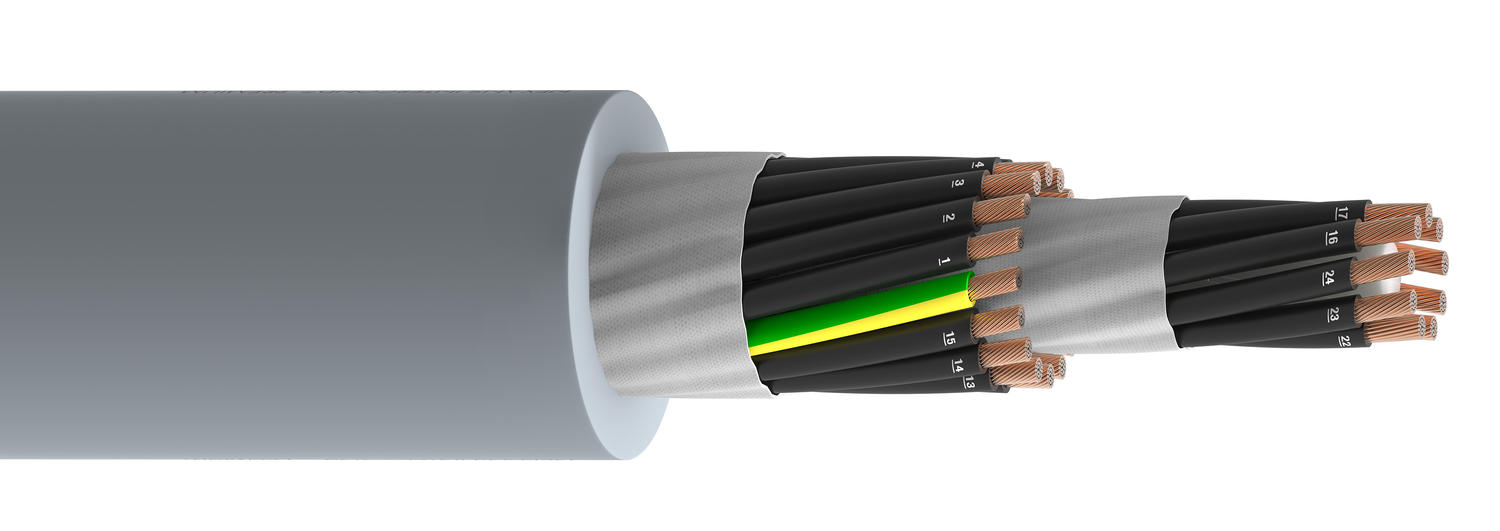 MOVEFLEX PUR cable