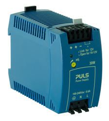 Power supply 1-phase, ±12 V dc/5 V dc Miniline Series