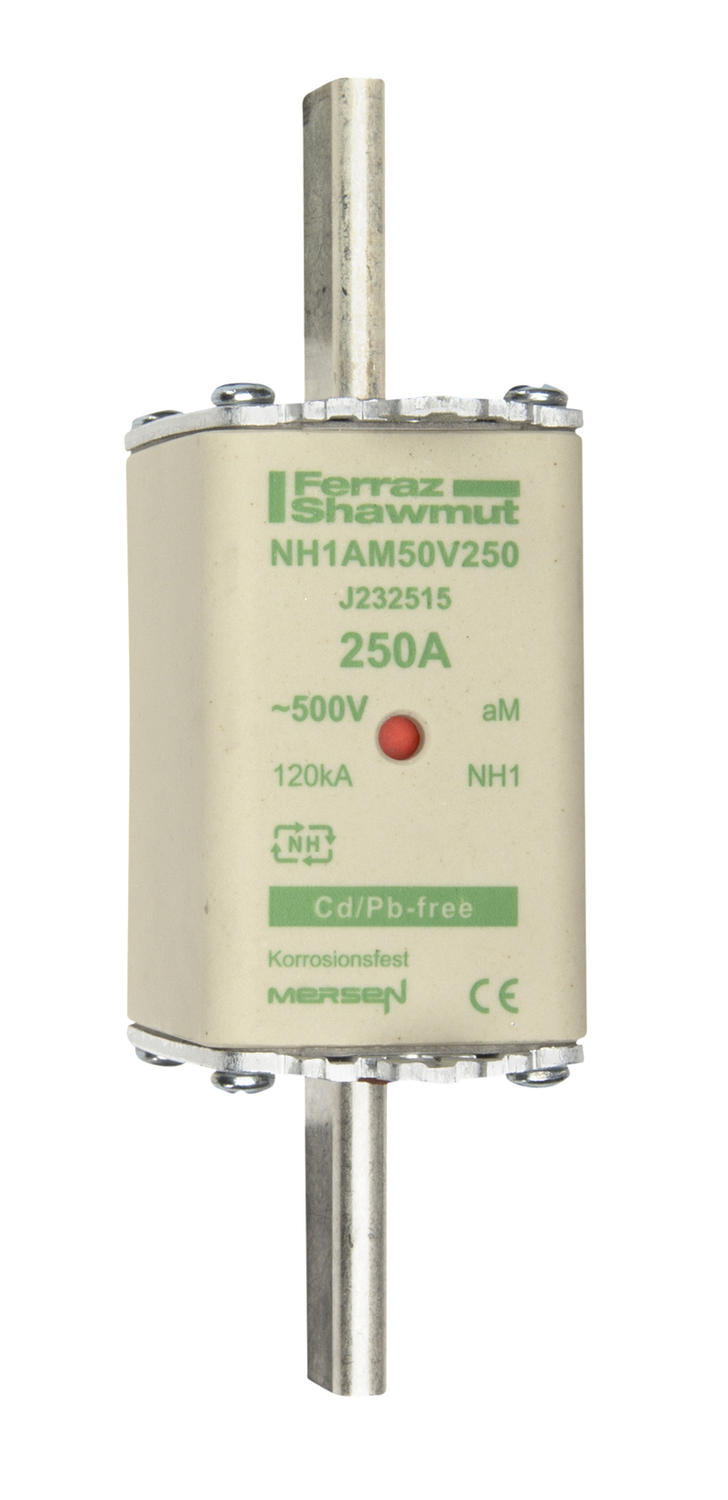 NH fuse-links NH1, aM