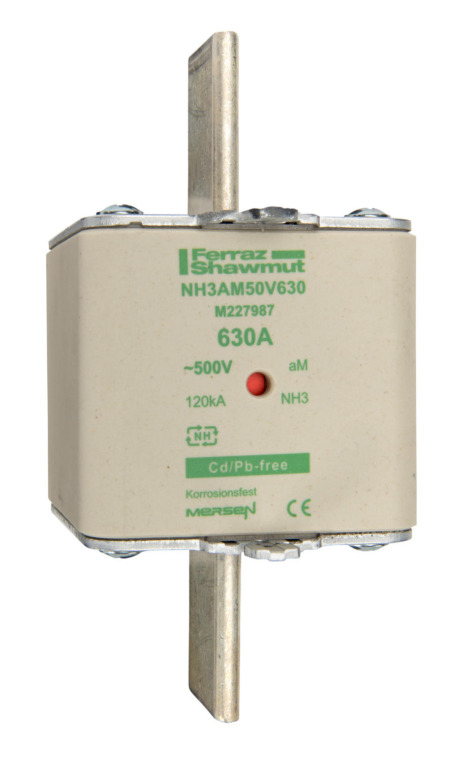 NH fuse-links NH3, aM