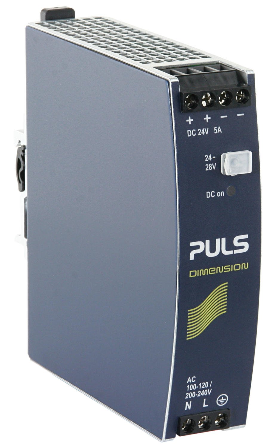 Power supply 1-phase, 24 V DC Dimension C series